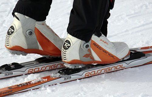 langlauf ski für biathlon